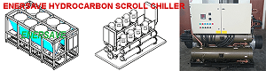 Ener-Save Hydrocarbon Scroll Chiller